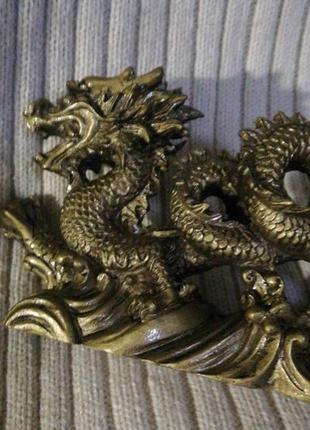 Фигурка китайский дракон на успех