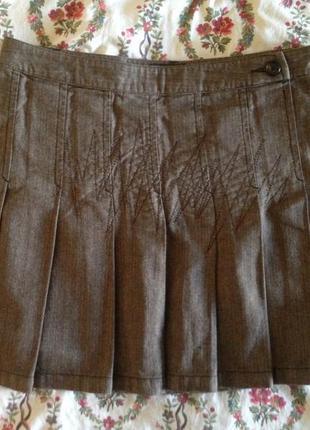 Стильная юбка в складку mexx
