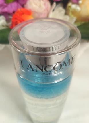 Мицеллярная вода lancome bi-facil visage средство для снятие макияжа тоник
