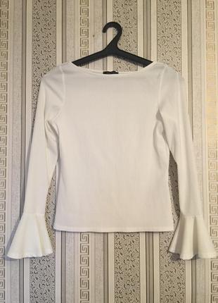 Шикарная кофта-блузка new look