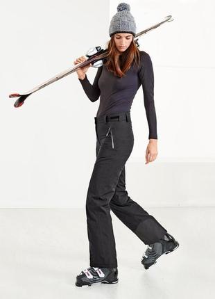 Лыжные термо брюки thinsulate softshell мембрана 5000 размер 40,46 евро наш 46,52