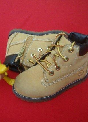 Ботинки timberland оригинал 25 размер
