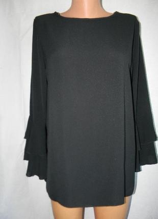 Новая черная блуза