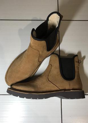 Ботинки челси chelsea boots esprit