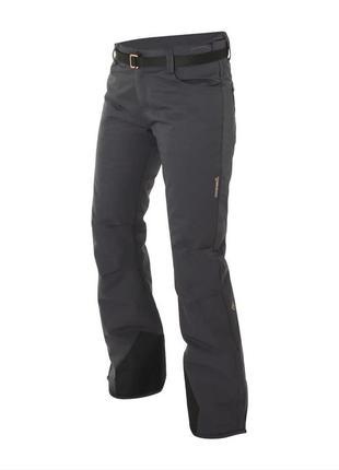 Зимние теплые брюки дорого бренда brunotti, 🇮🇹 италия {можно для треккинга, прогулок}