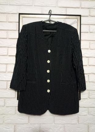 Шикарный женский 100% вискоза пиджак