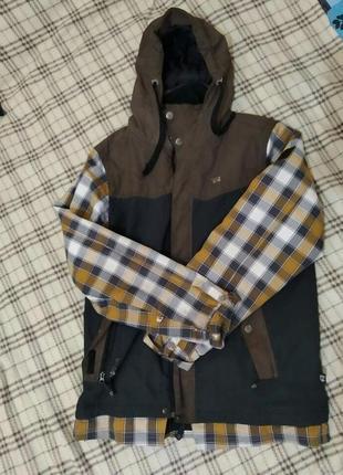 Куртка горнолыжная rehall