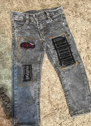 Очень крутые джинсы, для вашего модника