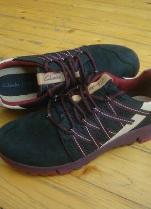Туфли clarks оригинал 39-40 размер