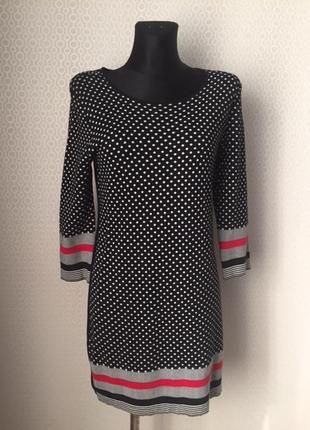Новое ( с этикеткой) хорошенькое платье от betty barclay ,размер нем 38, укр 44-46