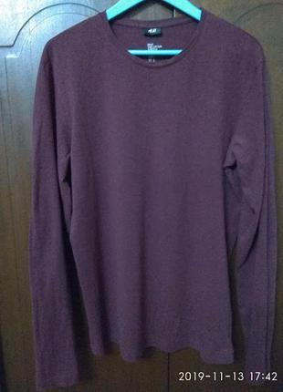 Приятный базовый свитерок