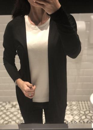 Чёрная кофточка кофта vero moda