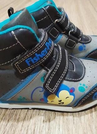 Fisher-price ботинки, кеды, хайтопы