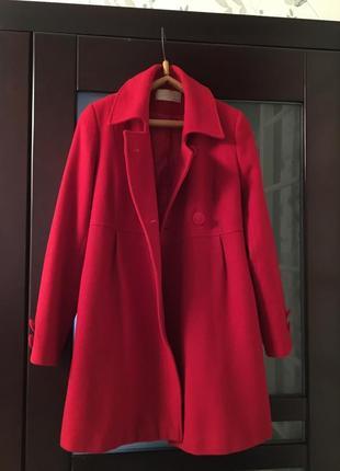 Кашемировое пальто, пальто в стиле ( massimo, zara, mango, benetton )