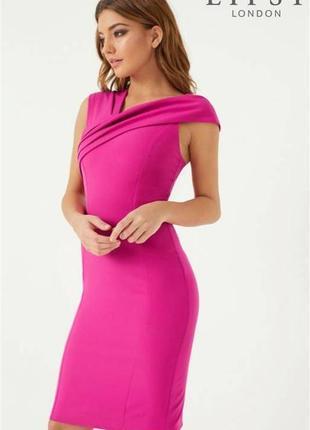 ❤️яркое платье по фигуре