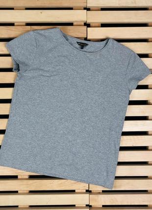Шикарная женская футболка massimo dutti размер l