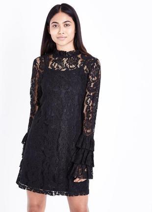 ❤️шикарное ажурное платье