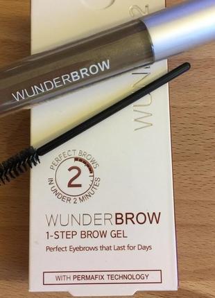 Wunder2 wunderbrow brunette