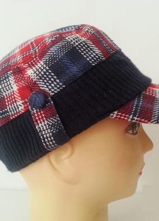 Подростковая кепка crach one от takko fashion германия