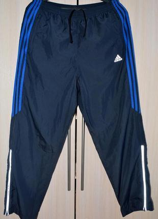 Брюки спортивные adidas® original xl б.у. su30a-2