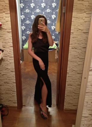 Юбка, чёрная юбка, юбка terranova