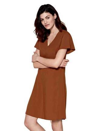 Легенькое платье из вискозы  esmara германия. р. xs 32 - 34 европ.
