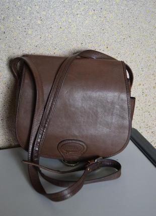 New classic мужская кожаная сумка.