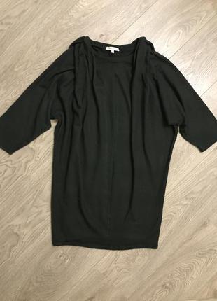 Шерстяное платье дорогого бренда vanessa bruno