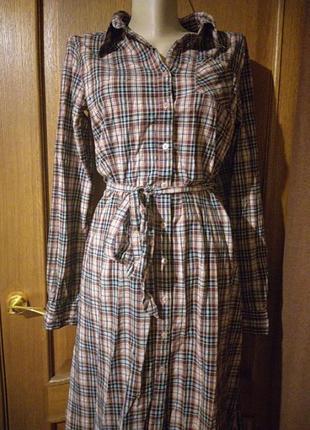 Платье - рубашка ellos