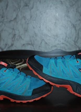Кроссовки-ботинки salomon waterproof