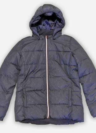 Зимова куртка з флісовою підкладкою