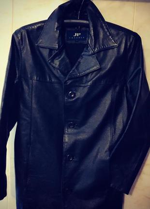 """Шкірянна куртка чоловіча від """"casual"""""""