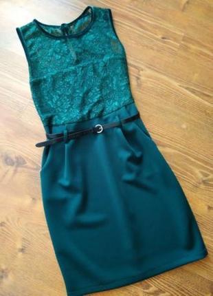 Нарядное новое платье италия