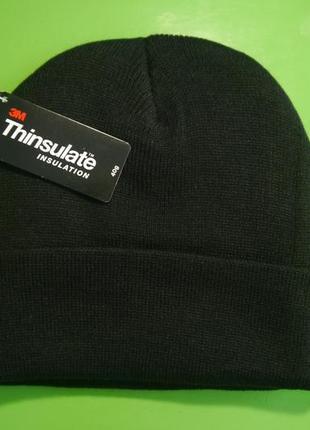 Шапка зимняя весенняя tek gear с технологией утепления 3m thinsulate