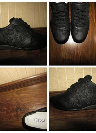 Gabor кросівки 23.5 см устілка