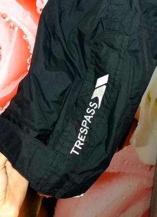 Классные лыжные штаны trespass, xs.