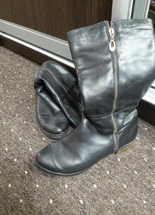 Осінні сапожки, ботиночки, обувь, ботинки