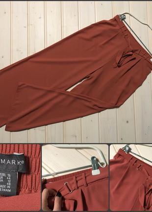 Primark.красивые брюки широкого кроя.