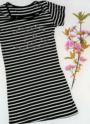 Летняя модная туника футболка chanel