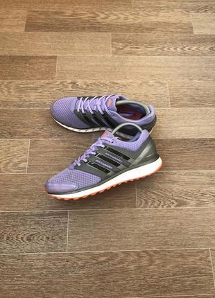 Беговые кроссовки adidas run strong