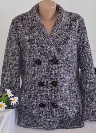 Брендовое демисезонное пальто с карманами bm вьетнам