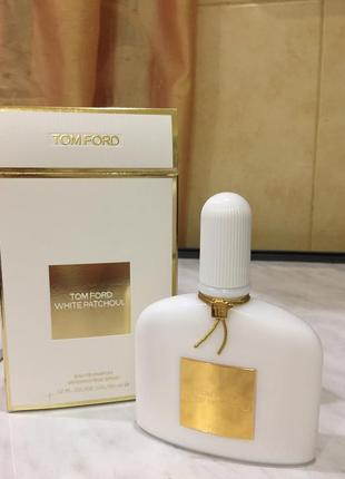 Tom ford white patchouli edp 50 ml
