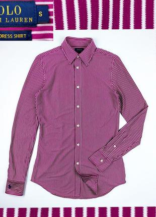 Polo ralph lauren женская рубашка tommy