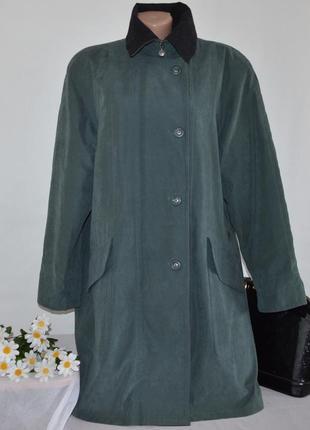 Брендовая демисезонная утепленная куртка на молнии flou цвет хаки синтепон