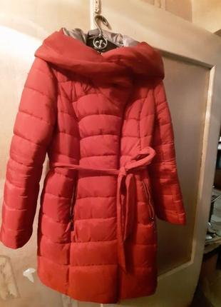 Женское зимнее пальто nuj very