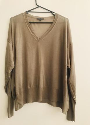 Шикарный свитерок geox р.l #13 1+1=3🎁
