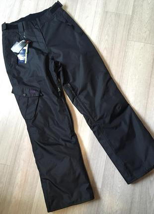 Женские лыжные брюки с thinsulate crane sports размер s,м евро