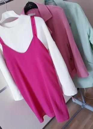 Платье в бельевом стиле 1+1=3