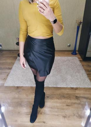 Идеальная юбка на запах