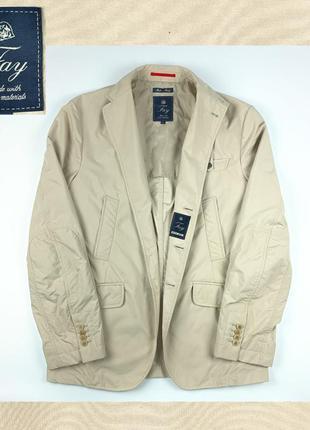 Fay driving jacket мужская куртка жекет пиджак италия